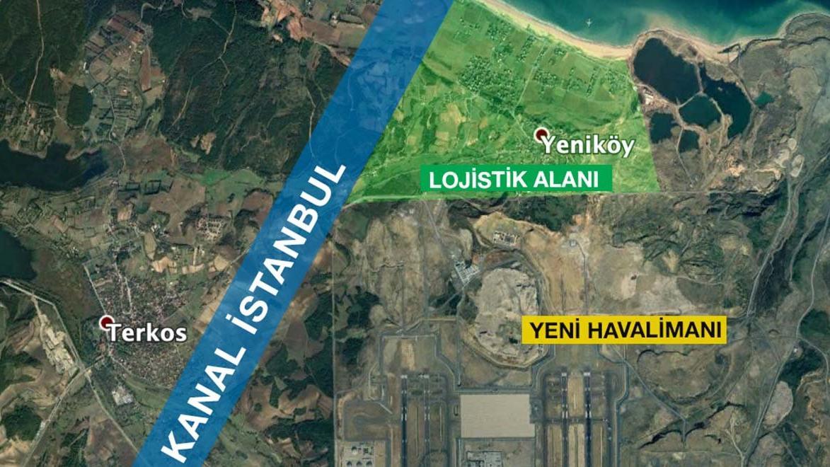 Yenişehir projesi Yeniköy'ü yutacak