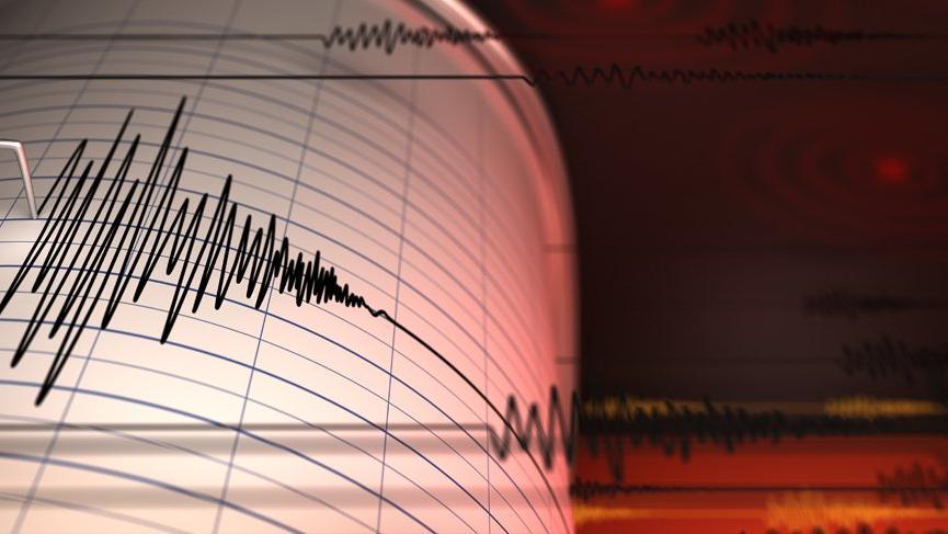 Kahramanmaraş'ta 3.9 büyüklüğünde deprem! (Son depremler)