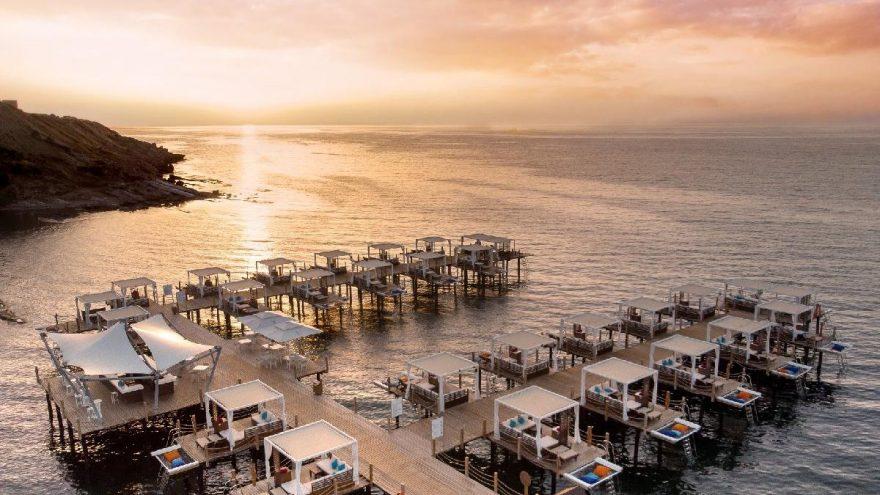 Normalleşme sonrası Kuzey Kıbrıs'da yaz sezonunu başldı