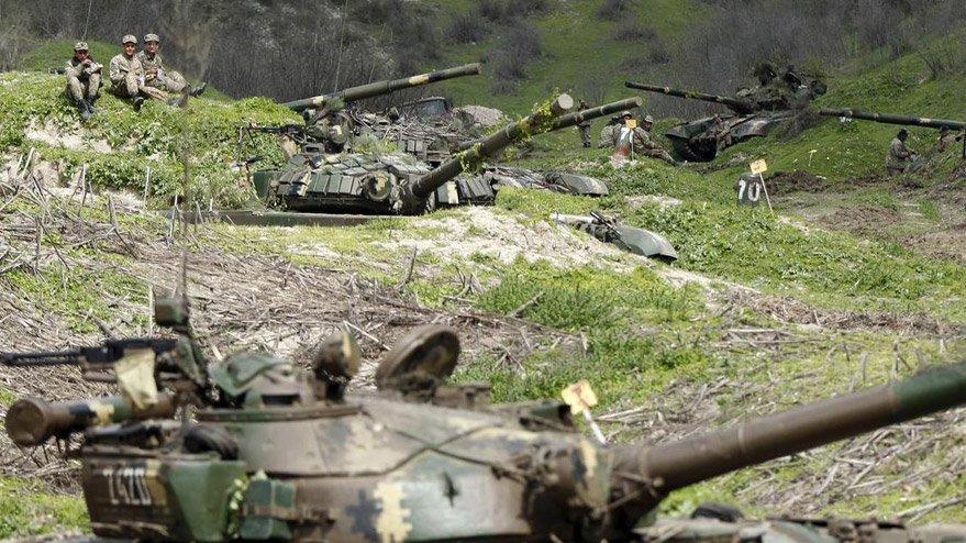 Azerbaycan-Ermenistan arasındaki çatışmada yeni gelişme!
