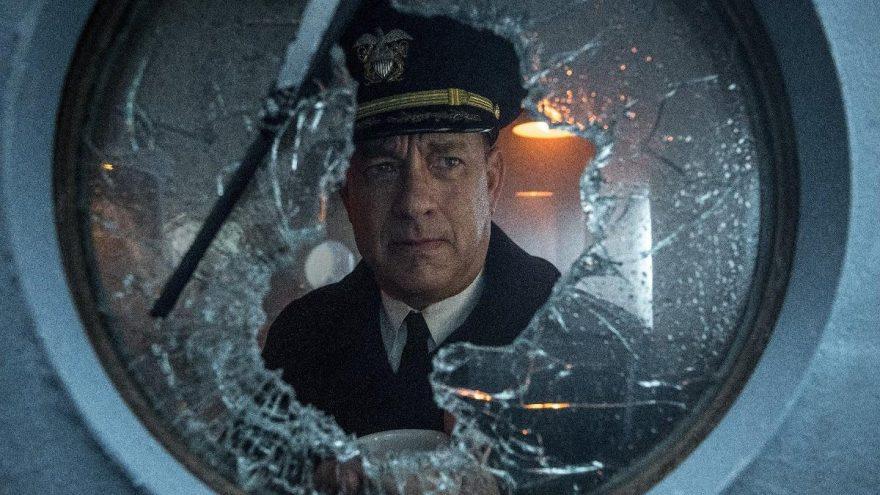 Tom Hanks'in yeni filmi Greyhound, açılış rekoru kırdı