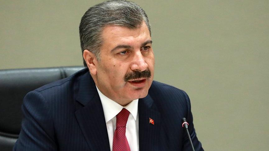 Sağlık Bakanı Fahrettin Koca: Yoğun bakımdaki 3 hastamızla konuştum
