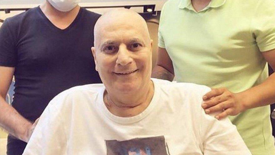 Mehmet Ali Erbil kök hücre tedavisi için…