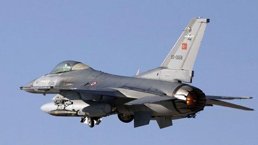 MSB: Irak'ın kuzeyinde 2 terörist etkisiz hale getirildi!