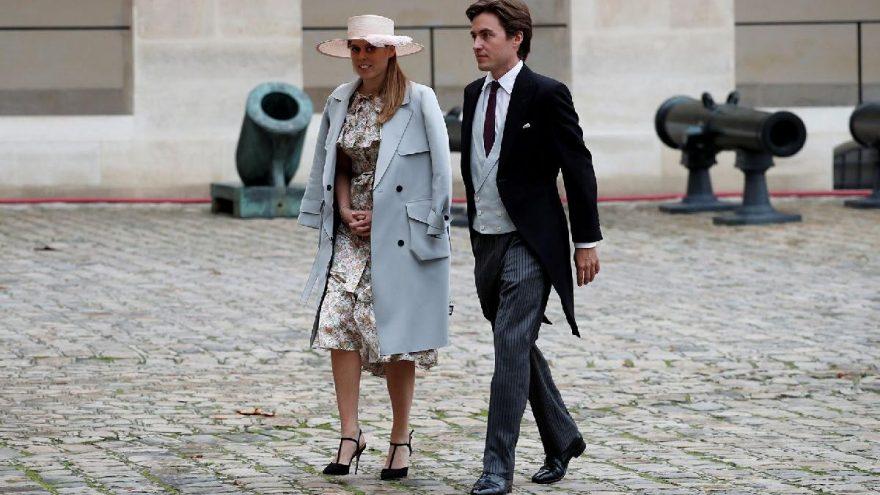 İngiliz basınından flaş iddia: Prenses Beatrice gizli törenle evlendi