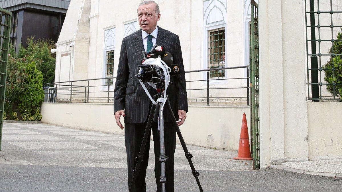 24 Temmuz'da Ayasofya'da kimler namaz kılacak? Erdoğan, Diyanet'i işaret etti!
