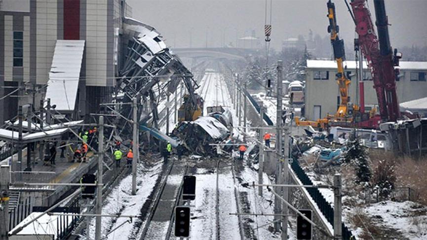 Hızlı tren faciasıyla ilgili görülen davada tutuklu sanık kalmadı! Tanığın sözleri şoke etti