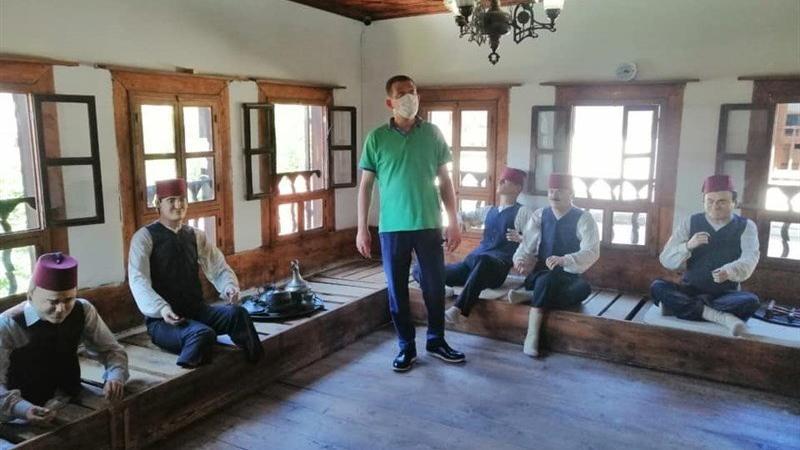 Kaymakamlar Müze Evi'nin restorasyonu başladı