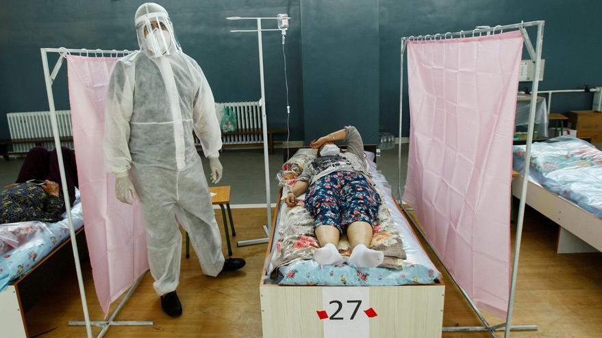DSÖ'den korkutan corona virüsü açıklaması: Bir rekor daha kırıldı