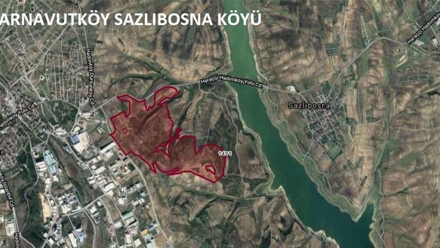 Kanal İstanbul'a 'sıfır' merayı imara açtılar!