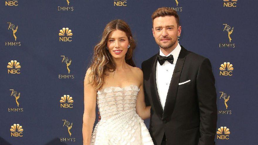 Jessica Biel ve Justin Timberlake, ikinci çocuklarına kavuştu