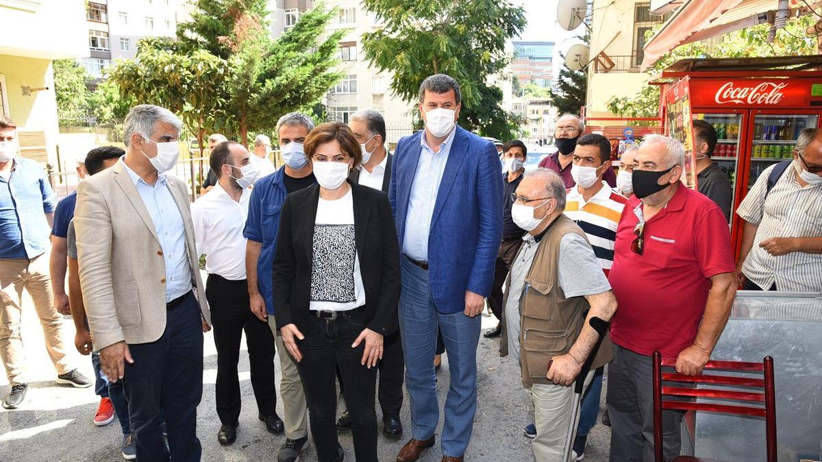 Kaftancıoğlu: Sorunları Meclis'e taşıyacağız
