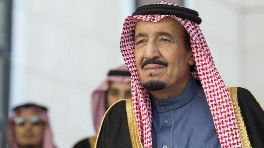 Suudiler şokta! Kral Selman hastaneye kaldırıldı