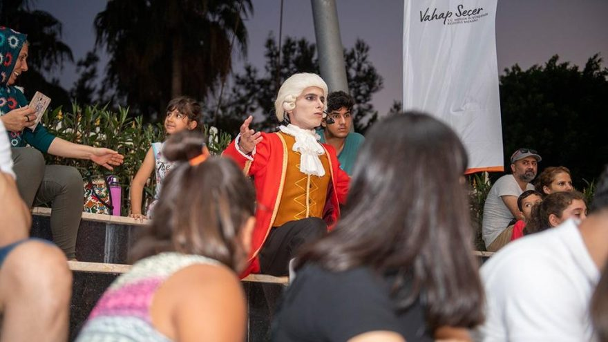 Çocuklar Mozart ile tanıştı