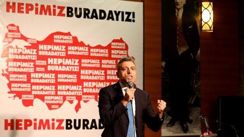 Öztürk Yılmaz'ın Yenilik Partisi'nin kuruluş dilekçesi İçişleri Bakanlığı'na sunuldu