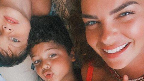 Pelin Karahan'dan 'Çok' samimi selfie