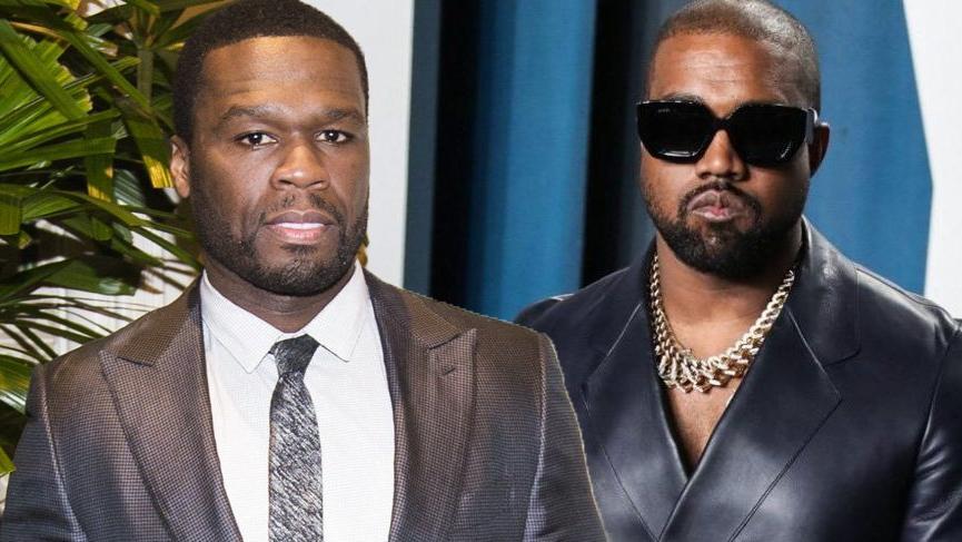 50 Cent, Kanye West'in konuşmasını eleştirip küfretti