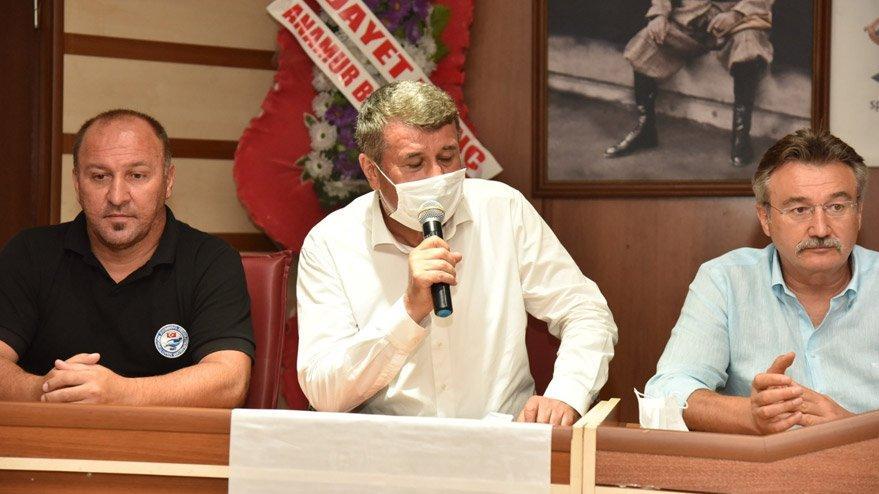 Anamur Belediye Başkanı Kılınç ve ekibi karantinada!