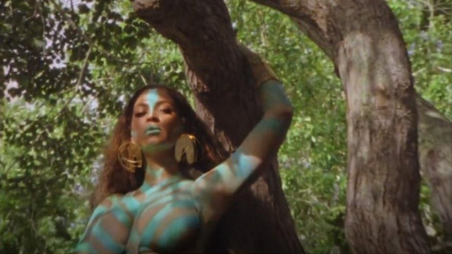 Beyonce'nin görsel albümü Black Is King'in fragmanı yayınlandı