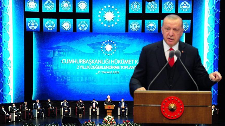 Erdoğan'dan Libya mesajı: Kimse heves etmesin prim vermeyeceğiz