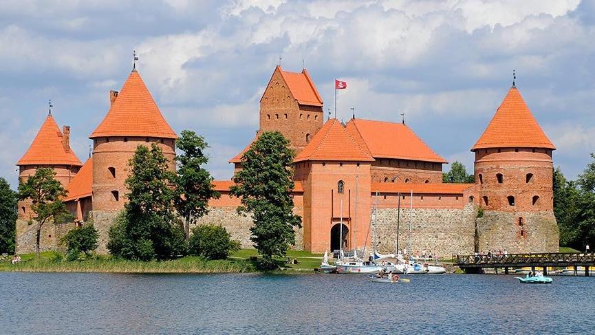 Litvanya'daki Karay Türkleri'nin kalesi Trakai