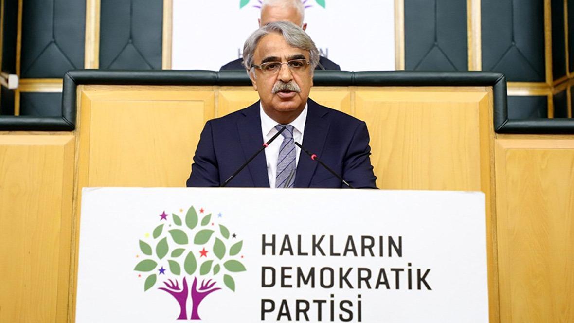HDP'li Sancar: Yaşanan olaylar bizi utanca ve üzüntüye boğdu