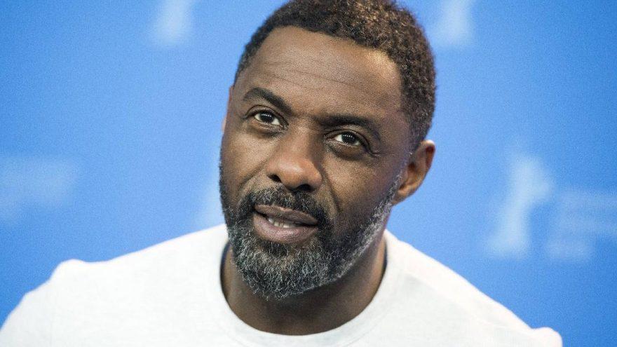 Idris Elba'ya BAFTA'dan özel ödül