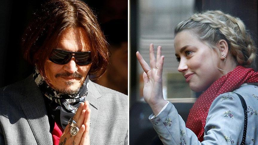 Yılın davasında söz Amber Heard'de: Tek çıkış yolumun 'ölüm' olduğunu söyledi