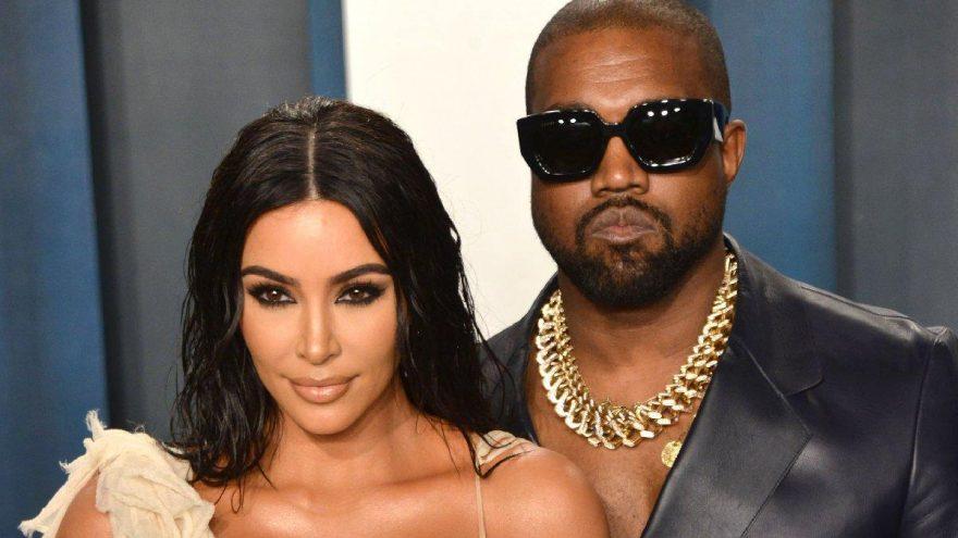 Kanye West, Kim Kardashian'dan boşanmak istediğini söyledi