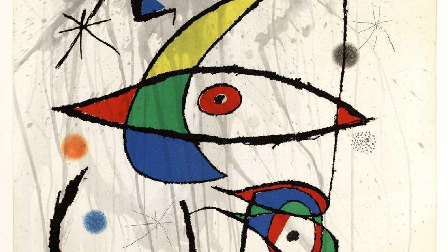 Joan Miró sergisi çevrimiçi yayınlandı