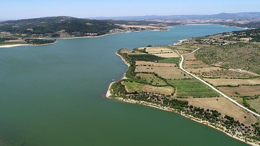 Bayramiç Barajı zirai atık tehlikesinden bu projeyle kurtuldu