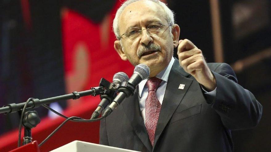 İşte CHP kurultayının ayrıntıları… Slogan ve şarkı belli oldu