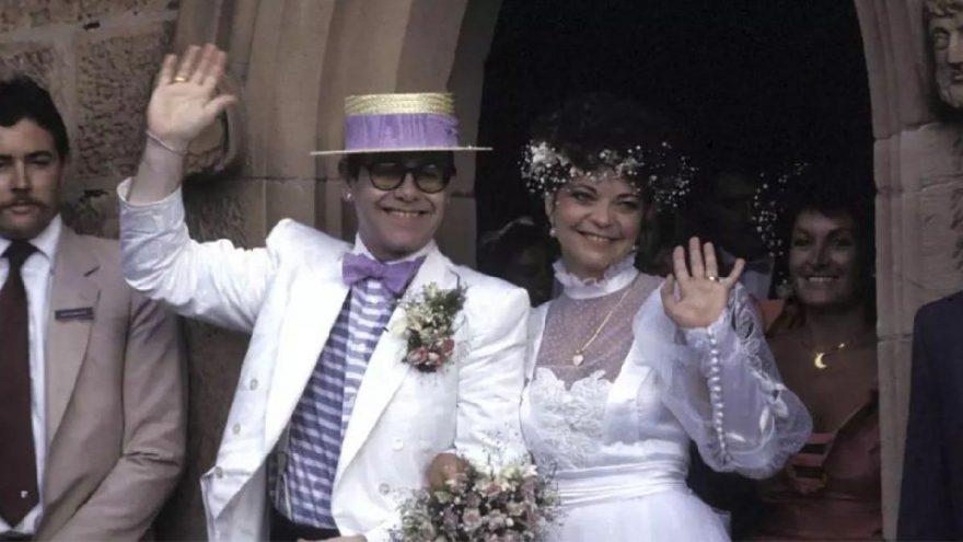 Ünlü müzisyen Elton John'a eski eşinden şok dava! 34 milyon TL istiyor