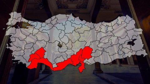 Osmaniye, Hatay, Kahramanmaraş, Burdur 2020 bayram namazı saatleri.. Akdeniz Bölgesi Kurban Bayramı namaz vakitleri...