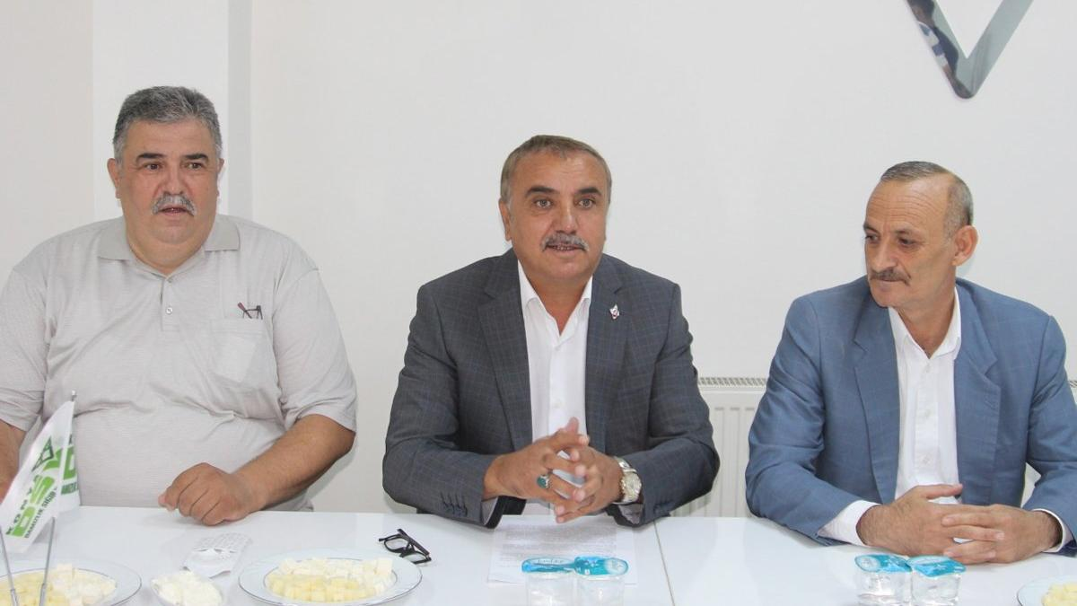 Çiftçiler AKP'nin kalesinden ses yükseltti: Bekleyecek gücümüz kalmadı!