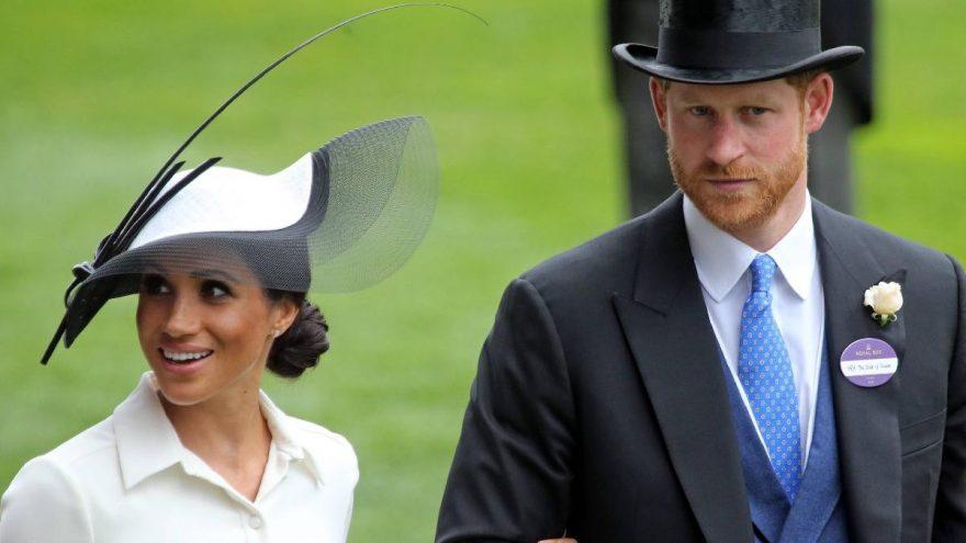 Kraliyet yazarı: Prens Harry, eşi Meghan Markle'dan daha az zeki