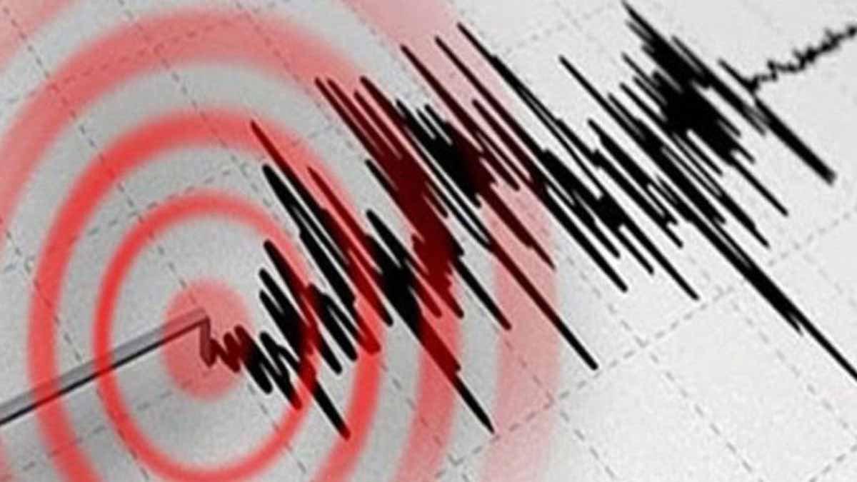 Eskişehir'de korkutan deprem! AFAD ve Kandilli son depremler listesi...