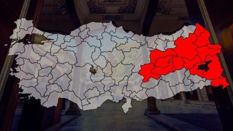 Erzincan, Bitlis, Hakkari, Kars, Muş 2020 bayram namazı saatleri... Doğu Anadolu Bölgesi Kurban Bayramı namaz vakitleri...
