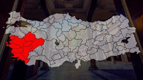 İzmir, Manisa, Aydın, Muğla, Uşak 2020 bayram namazı saatleri.. Ege Bölgesi Kurban Bayramı namaz vakitleri...