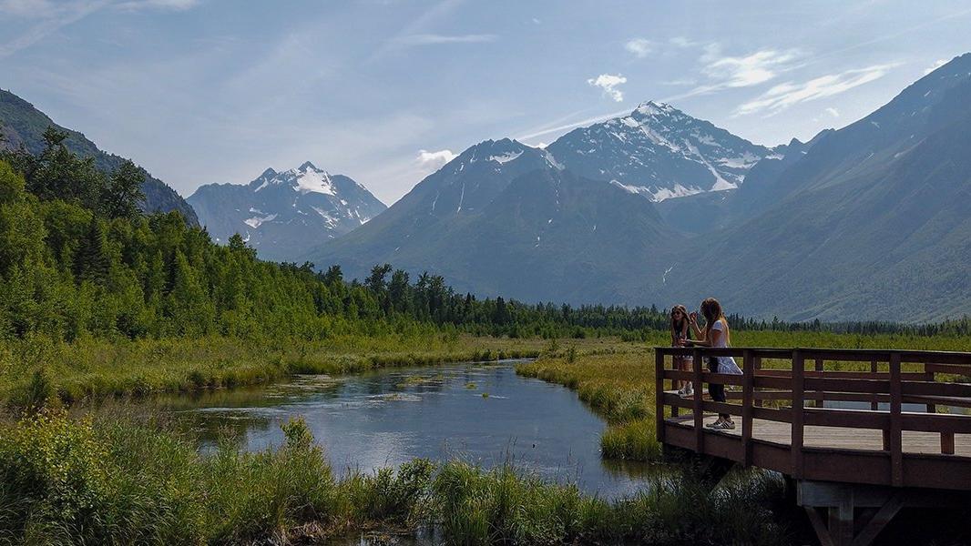 Türk çift Alaska'da küresel ısınmayı görüntüledi