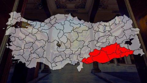 Diyarbakır, Mardin, Adıyaman, Şanlıurfa 2020 bayram namazı saatleri... Güneydoğu Anadolu Bölgesi Kurban Bayramı namaz vakitleri...