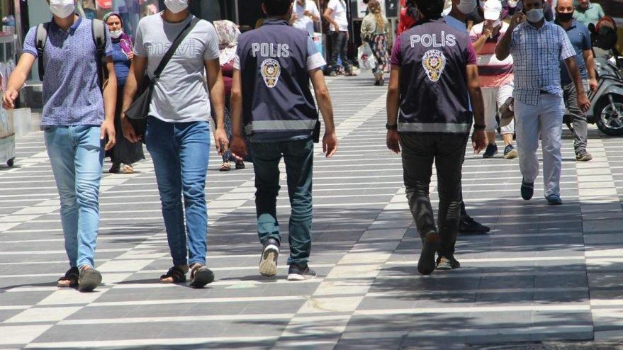 Şanlıurfa'da 205 ev karantinaya alındı