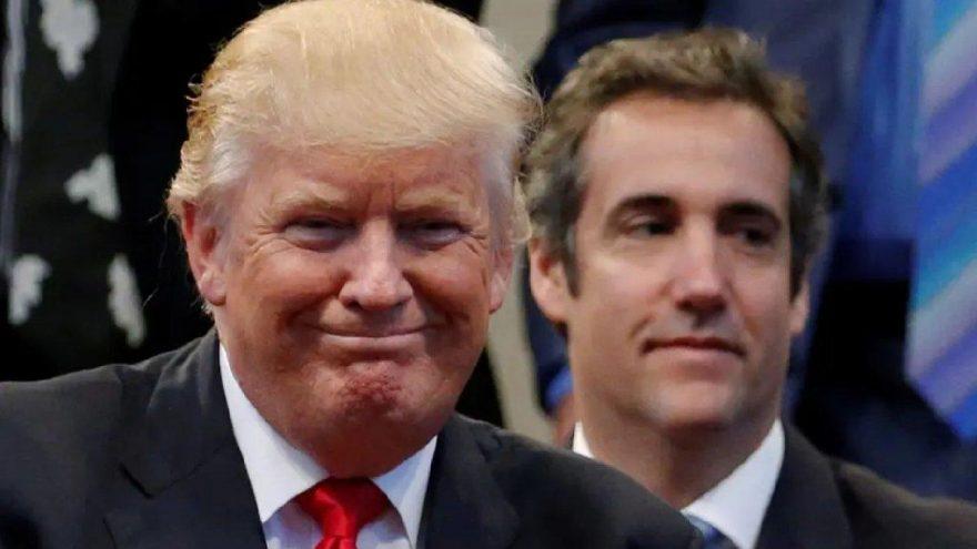 Trump'ın seks skandallarını kapatmaya çalışan eski avukatı Cohen'e corona piyangosu! Cezaevinden ev hapsine