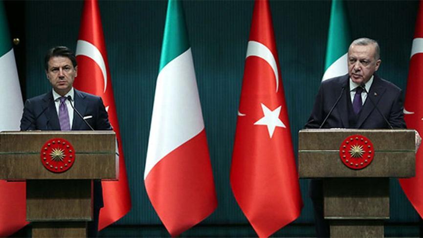 Türkiye ile İtalya arasında kritik görüşme!