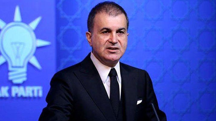 AKP'li Çelik'ten Yunanistan'a sert tepki