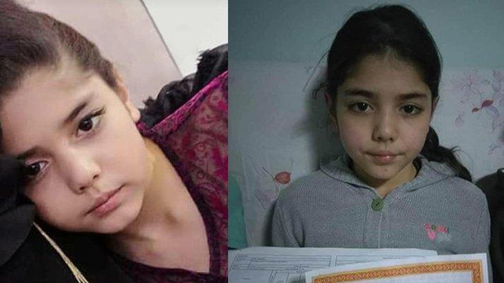 11 yaşındaki Elif Akbayrak her yerde aranıyor