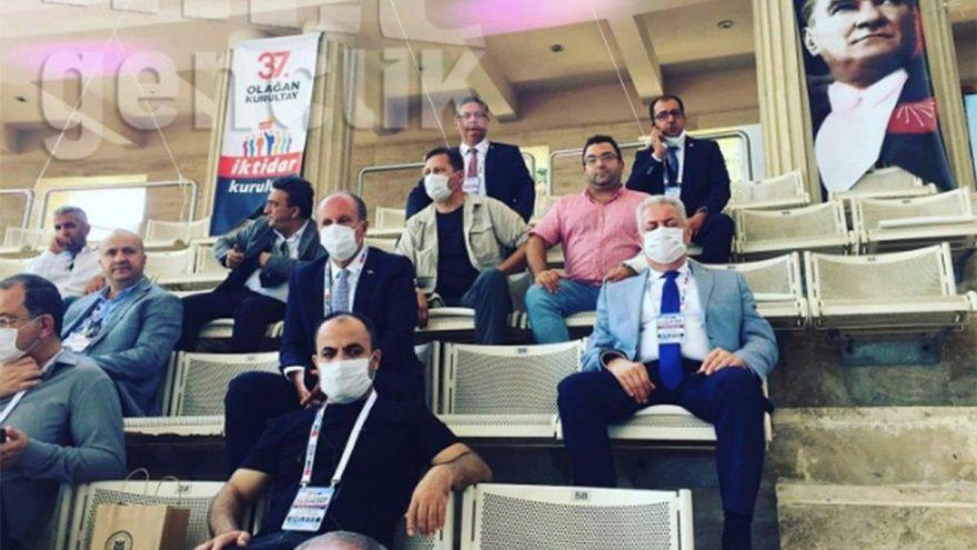 Muharrem İnce CHP Kongresi'ne katıldı mı? Yanıt az önce geldi