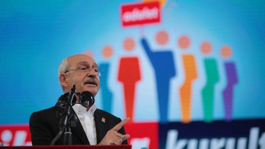 CHP Kurultayı'nda flaş gelişme… Ve tek aday Kemal Kılıçdaroğlu