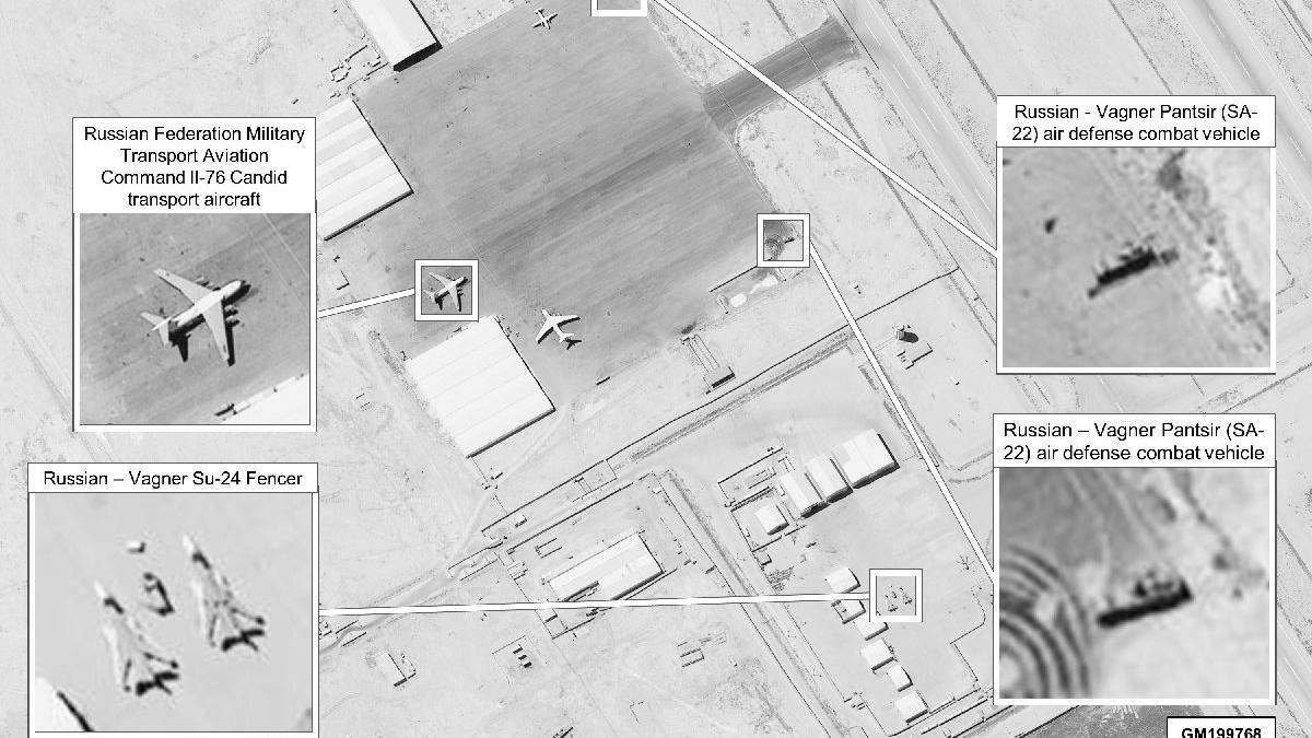 ABD'den Rusları zora sokan uydu görüntüleri: Saldırı eylemleri niyetini gösteriyor