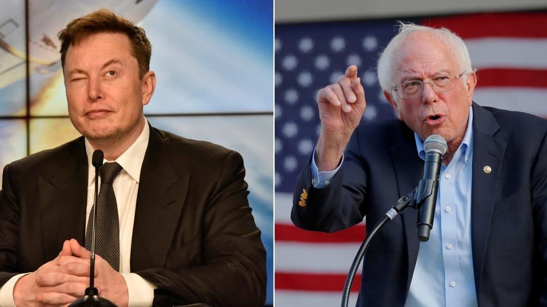 Sanders'tan Elon Musk'a sert tepki: 'İki yüzlü, zavallı'
